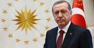 Cumhurbaşkanı Erdoğan'dan Teşekkür Mesajı!