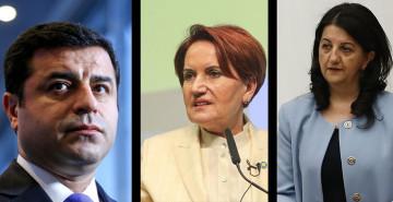 Demirtaş, İYİ Parti'ye Kendince Haddini Bildirdi! Bu İttifak Maya Tutmaz