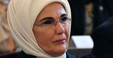 Emine Erdoğan: Kadınlar Her İncindiğinde İnsanlık İnciniyor