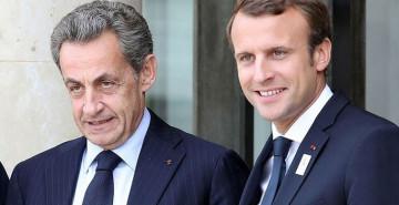 Eski Fransa Cumhurbaşkanı Nicolas Sarkozy'e Hapis Cezası