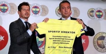 Fenerbahçe Başkanı Ali Koç Ve Emre Belöoğlu PFDK'ya Sevk Edildi