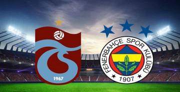 Fenerbahçe Zorlu Trabzon Deplasmanında