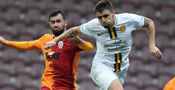 Galatasaray Ankara Deplasmanına Gidiyor