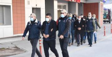 HDP Eski İl Başkanı Eskişehir'de Gözaltına Alındı