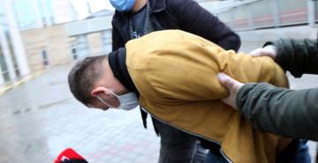 İbrahim Zarap Tutuklandı!