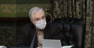 İran Sağlık Bakanı: Kendinizi Fırtınaya Hazırlayın!