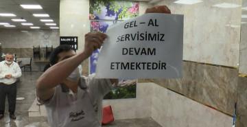 İstanbul'da Restoranlar İlk Müşterilerini Ağırladı