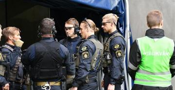 İsveç'te Terör Saldırısı!