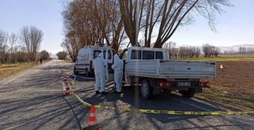 Kavga Ettiği Eşini 3 Çocuğunun Gözlerinin Önünde Öldürdü