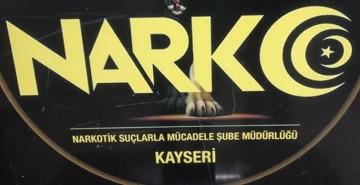 Kayseri'de Uyuştucu Baskını! 3'ü Yabancı Uyruklu 5 Kişiye Gözaltı