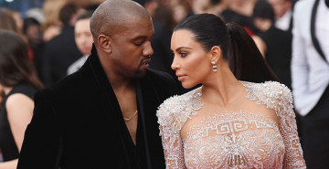 Kim Kardashian ile Kanye West'in Boşanma Nedeni Belli Oldu