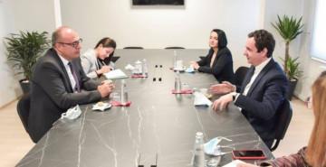 Kosova Cumhurbaşkanı Sadriu'dan Türkiye'ye Teşekkürler