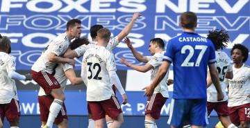 Leicester Evinde Arsenal'e Mağlup Oldu