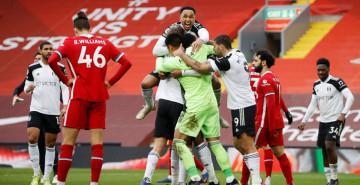 Liverpool Evinde Fulham'a Mağlup Oldu!