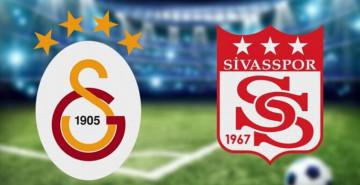 Maç Sona Erdi! Galatasaray 2-2 Sivasspor