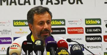 Malatyaspor'un Teknik Sorumlusu Maç Sonu Konuştu