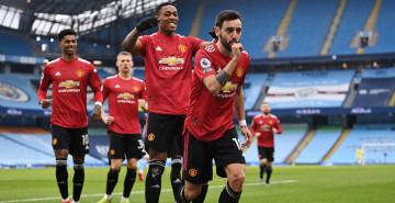Manchester Derbisinde Galip Gelen Taraf United!