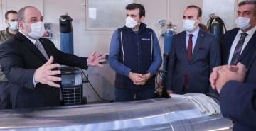 Mustafa Varank: Ülkemizde Uzay Alanında Gelişmiş Çok Önemli Kabiliyetler Var