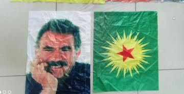 Öcalan'ın Fotoğrafları Belediye Binasından Çıktı
