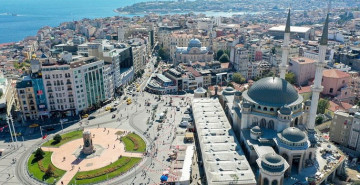 Taksim Camii Ramazan Ayında İbadete Açılıyor