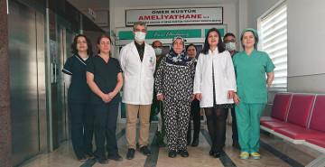 Taş Şikayetiyle Hastaneye Gelen Hasta, Hayatının Şokunu Yaşadı