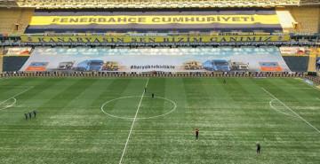 TFF'den Stad Zeminleri Konusunda Yeni Karar