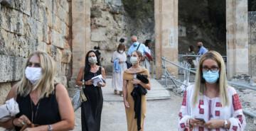 Yunanistan'da Kovid-19 Vaka Sayısı 192 Bini Geçti