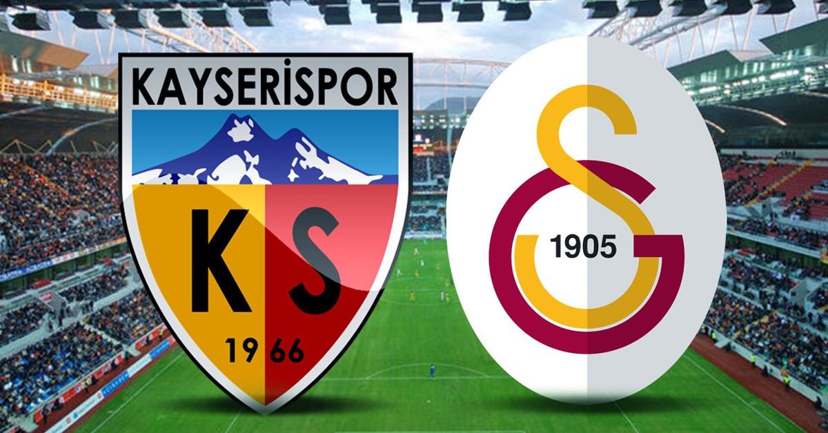Kayserispor-Galatasaray Maçı Ne Zaman?