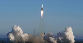 Dünya'ya Düşecek Çin Roketi İlk Kez Görüntülendi