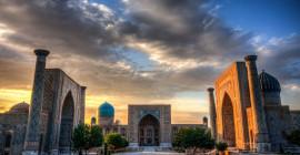 Özbekistan'da Cumhurbaşkanlığı Seçimleri İçin Oy Kullanımı Başladı