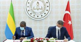 Türkiye ile Gabon Arasında Eğitim Alanında İş Birliği Yapıldı