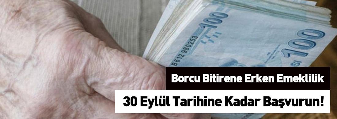 30 Eylül'e Kadar Başvuru Yapan Bağ-Kur'lu İçin Emeklilik Fırsatı!