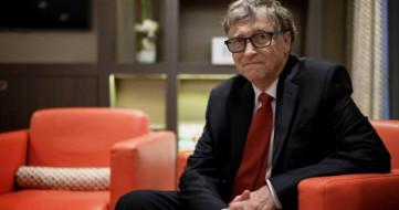 Bill Gates Türkiye'de: Lüks Yatını Kuşadası'na Demirledi