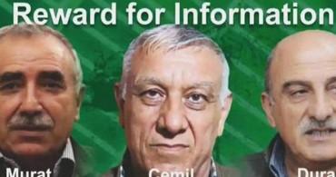 ABD Büyükelçiliğinden PKK Elebaşlarına Verdiği 'Ödül' Hatırlatması
