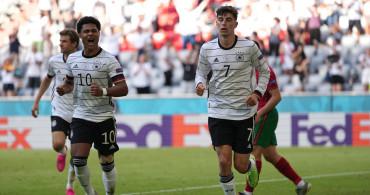 Almanya-Portekiz Maçında Kazanan Almanya Oldu!