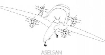 ASELSAN'ın İHA Tasarımı Ortaya Çıktı