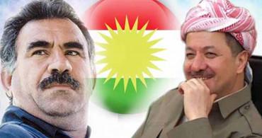 Barzani, PKK'yı 'İşgalci Güç' Olarak Nitelerken PKK, 'Barzani'yi Kürt Sömürgeci Ağası' Olarak Tanımlıyor
