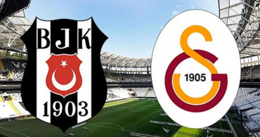 İlk Yarı Sona Erdi! Beşiktaş 1-1 Galatasaray