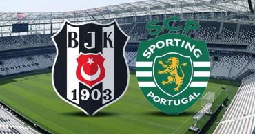 Maç Sona Erdi! Beşiktaş 1-4 Sporting Lizbon