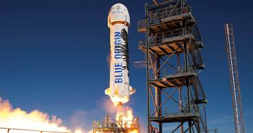 Blue Origin, 20 Temmuz'da Uzaya Turist Gönderecek