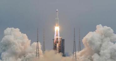 Çin Roketini İlk Kez İtalyan Gökbilimciler Görmeyi Başardı
