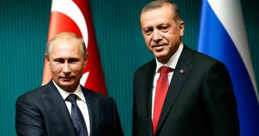 Cumhurbaşkanı Erdoğan İle Putin'den Avrupa ve ABD'yi Titreten Proje