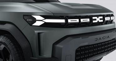 Dacia Yeni Logosunu Tanıttı!