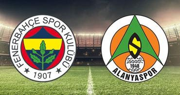 Maç Sona Erdi! Fenerbahçe 1-2 Alanyaspor