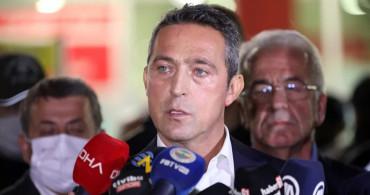 Fenerbahçe Başkanı Ali Koç'tan Alanyaspor Mağlubiyetinin Ardından İstifa Açıklaması