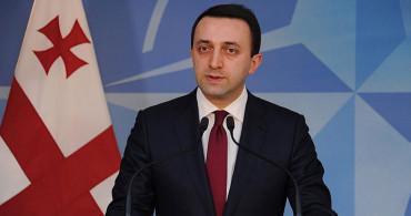 Gürcistan Başbakanı Garibaşvili; 'Gürcistan, Türkiye'ye Her Türlü Yardıma Hazır'