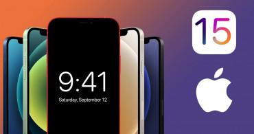 iOS 15 Ne Zaman Çıkacak, Bugün mü Çıkıyor?