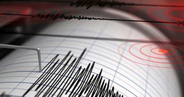 İran'da 5.9 Büyüklüğünde Deprem Meydana Geldi
