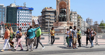 İstanbul Son 16 Ayda Ağırladığı Turist Sayısında Rekor Kırdı