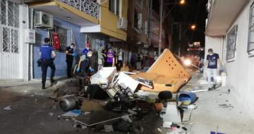 İzmir'de Kiracı Ortalığı Birbirine Kattı